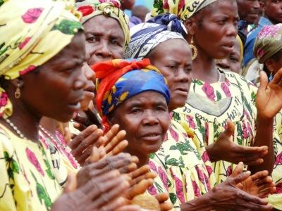 Femmes au village