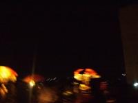 étals dans la nuit à Yaoundé 2