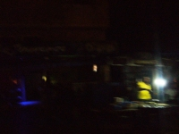 étals de nuit à Yaoundé 3