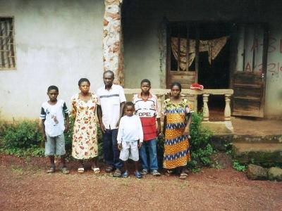 famille au Camp Denys
