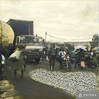 rue à Douala