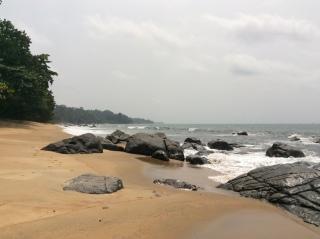 plage - littoral Cameroun